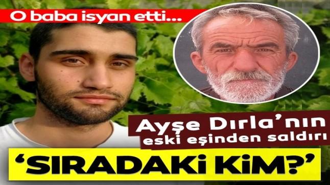 Kadir Şeker'in öldürdüğü Özgür Duran'ın babasına saldırı!