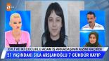 21 yaşındaki Sıla Arslanoğlu 7 gündür kayıp