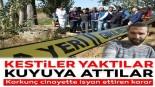 Konya'daki korkunç cinayette isyan ettiren karar
