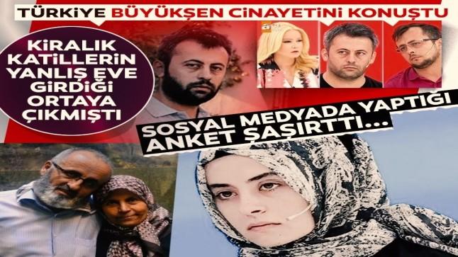 Ağabeyi Osman Büyükşen ile fotoğraf karesi paylaşan Büşra Büyükşen'in yaptığı anket şaşırttı.