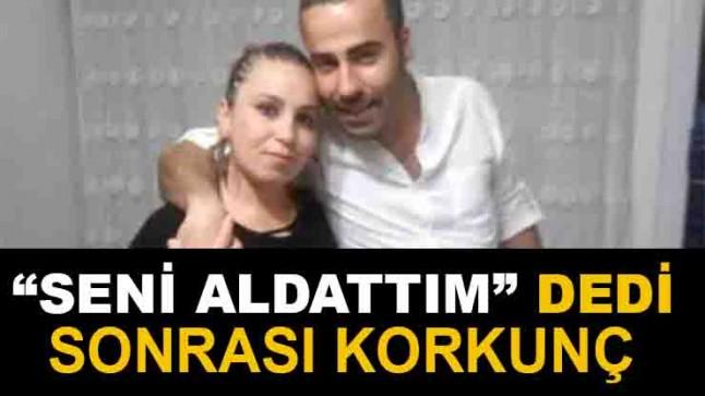 Eski eşi Fulya'yı pastanede öldürmüştü