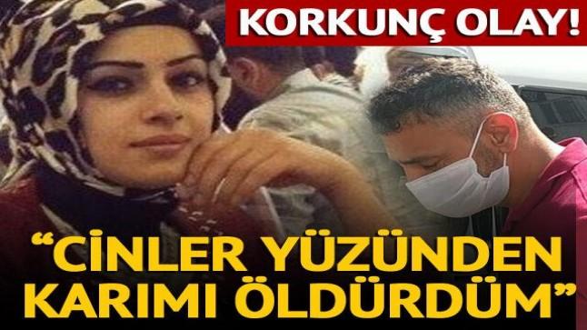 Bursa'da korkunç olay: Cinler yüzünden karımı öldürdüm